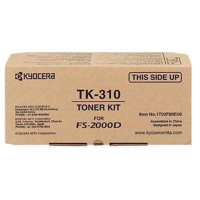 Image for KYOCERA TK310 TONER CARTRIDGE BLACK from Pirie Office National