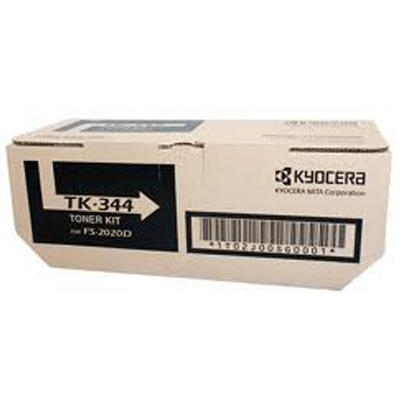 Image for KYOCERA TK344 TONER CARTRIDGE BLACK from Pirie Office National