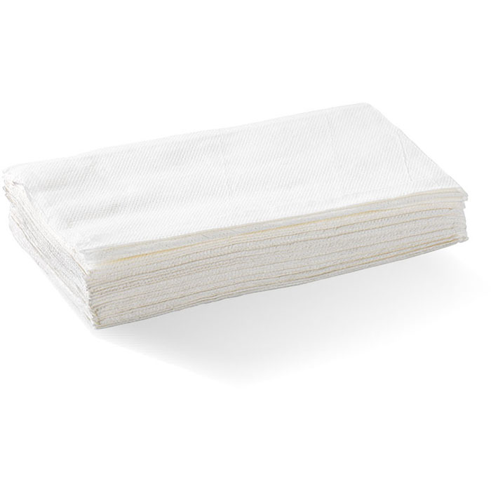 Image for BIOPAK BIODISPENSER SINGLE SAVER NAPKIN 1 PLY WHITE PACK 500 from Our Town & Country Office National