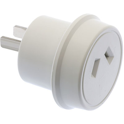 Image for MOKI AU / NZ TRAVEL ADAPTOR FOR JAPAN WHITE from Office National Sydney Stationery