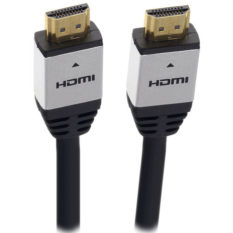 Image for MOKI HIGH SPEED HDMI CABLE 1.5 METER from OFFICE NATIONAL CANNING VALE & OFFICE TOOLS OPD
