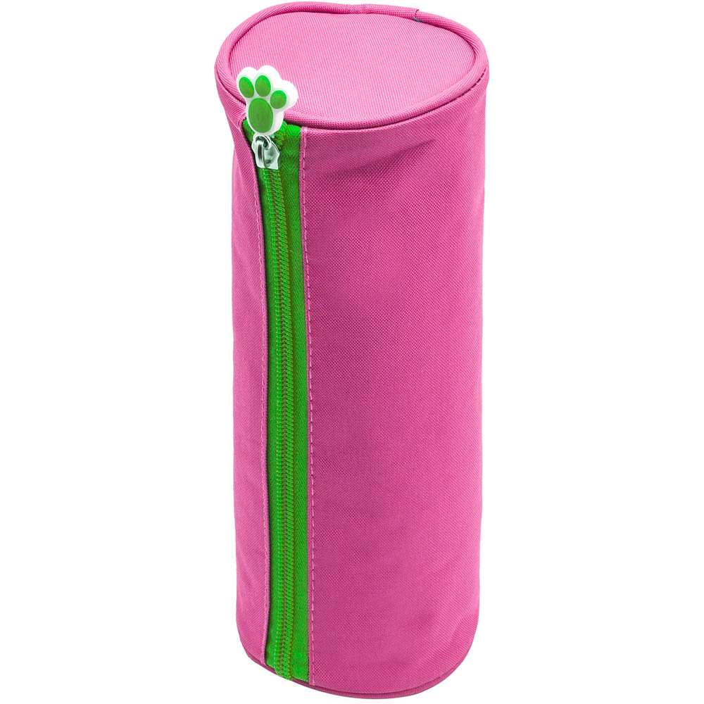 Image for GLITTER CRITTERS ROLLME PENCIL CASE PINK from Paul John Office National