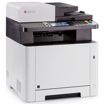 Image for KYOCERA M5526CDW ECOSYS WIRELESS COLOUR LASER MULTIFUNCTION PRINTER A4 from Memo Office and Art