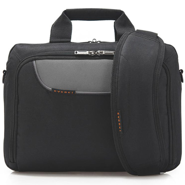 Image for EVERKI ADVANCE IPAD/TABLET/ULTRABOOK BRIEFCASE 11.6 INCH BLACK from Mackay Business Machines (MBM)