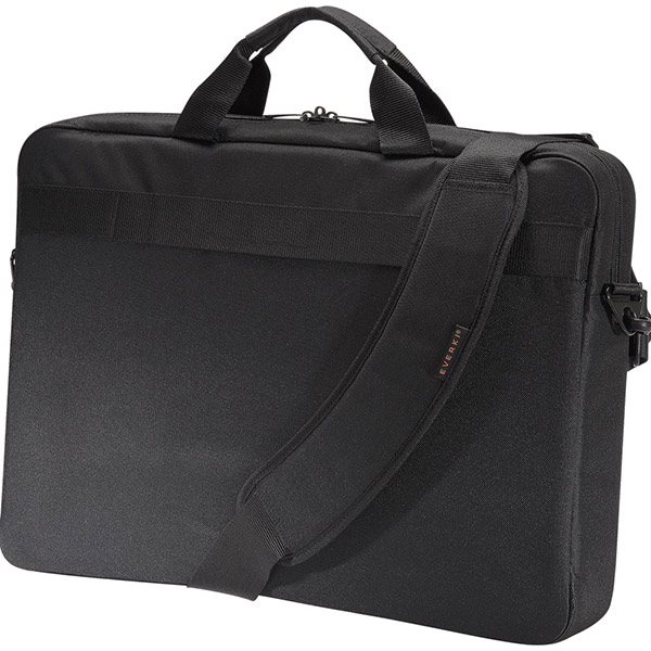 Image for EVERKI ADVANCE COMPACT BRIEFCASE 17 INCH BLACK from Office National Perth CBD