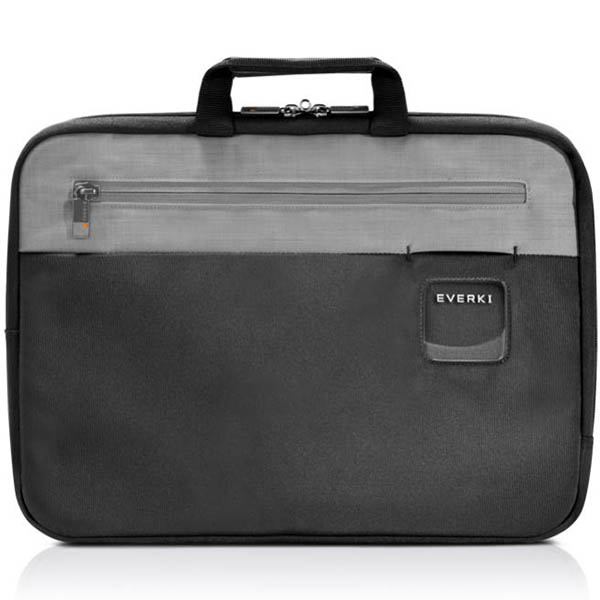 Image for EVERKI CONTEMPRO LAPTOP SLEEVE WITH MEMORY FOAM 15.6 INCH BLACK from Paul John Office National