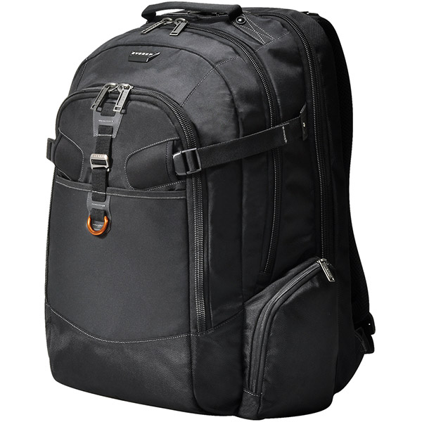 Image for EVERKI TITAN BACKPACK 18.4 INCH BLACK from Office National Perth CBD