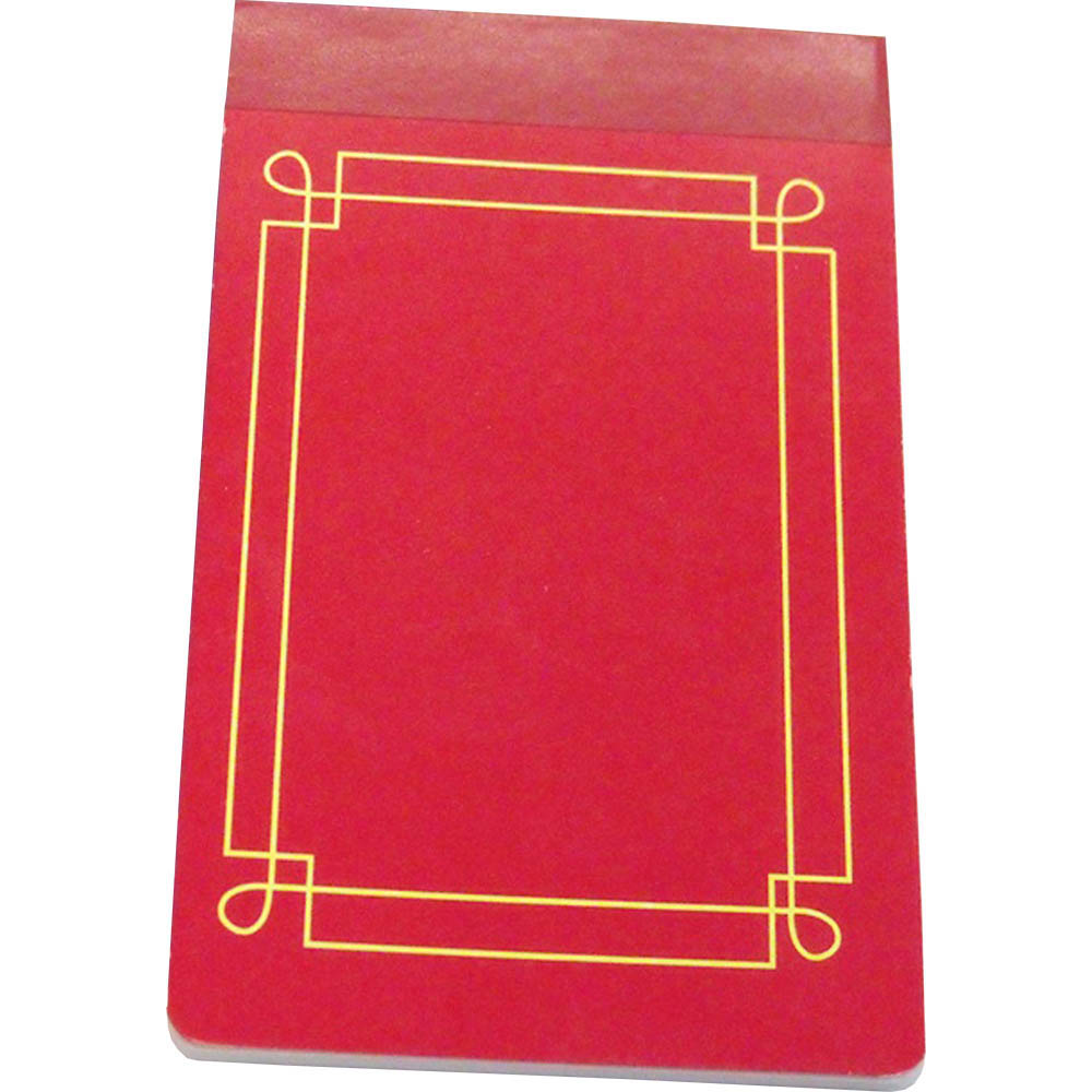 Image for CUMBERLAND PERFECTBOUND NOTEBOOK REFILL 100 LEAF 85 X 140MM from Office National Perth CBD