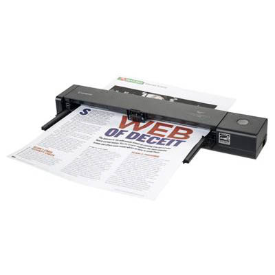 Image for CANON P208 ULTRA COMPACT PORTABLE SCANNER from The Paper Bahn Office National