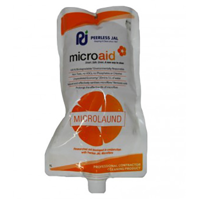 Image for PEERLESS JAL MICROAID MICROLAUND LAUNDRY DETERGENT PACK 1 LITRE from Office National Capalaba