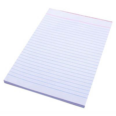 Image for QUILL RULED BANK PAD 60GSM 90 LEAF A5 WHITE from Office National Perth CBD