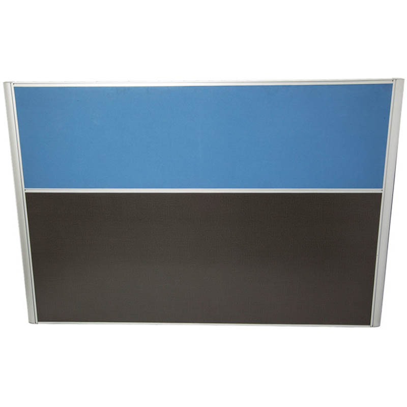 Image for RAPID SCREEN 1200 X 1250MM LIGHT BLUE from Dynamic Office National