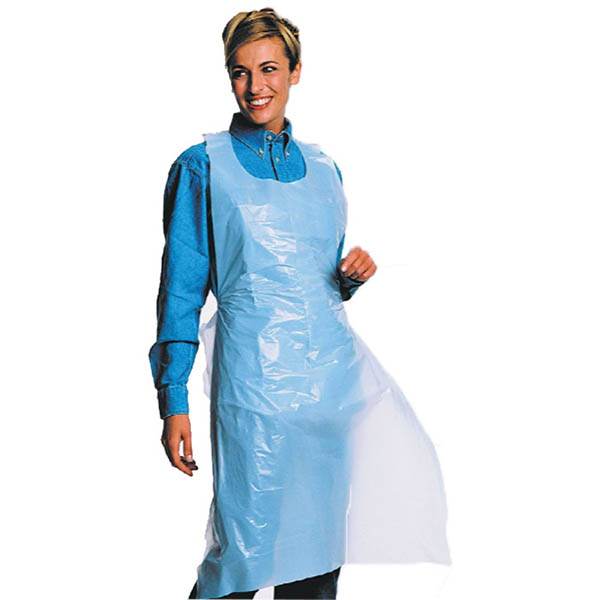 Image for BRADY DISPOSABLE APRONS PACK 1000 from Pirie Office National