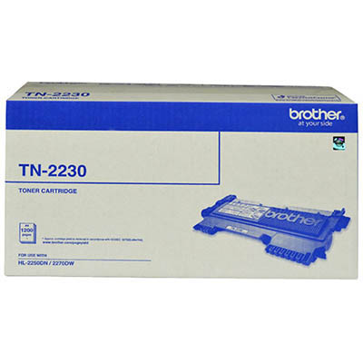 Image for BROTHER TN2230 TONER CARTRIDGE BLACK from Dynamic Office National