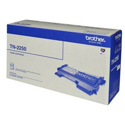 Image for BROTHER TN2250 TONER CARTRIDGE BLACK from Dynamic Office National