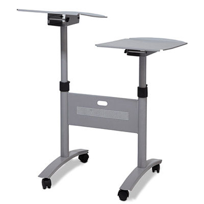 Image for VISIONCHART DUO PROJECTOR AND LAPTOP STAND from Our Town & Country Office National