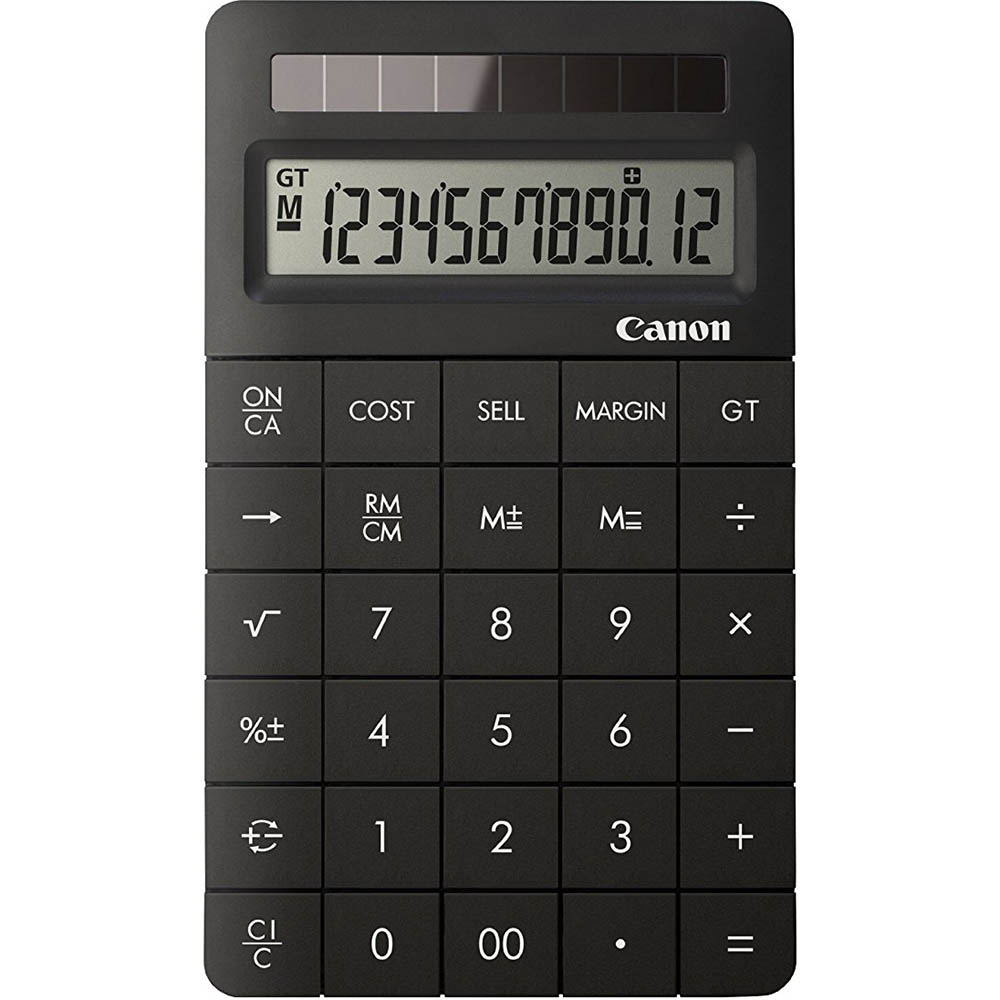 Image for CANON XMARK2 DESKTOP CALCULATOR from Office National Capalaba