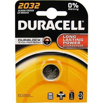 Image for DURACELL 2032B LITHIUM BATTERIES 3 VOLT from Wetherill Park / Smithfield Office National