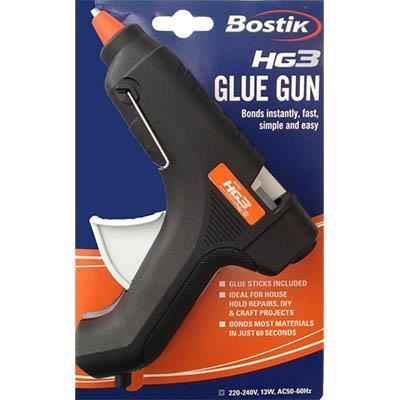 Image for BOSTIK HOT MELT GLUE GUN MINI 110-240V from Wetherill Park / Smithfield Office National