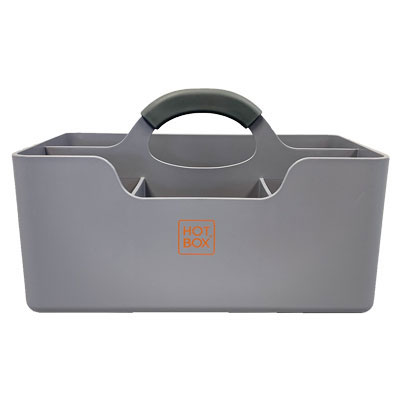 Image for HOTBOX 1 PORTABLE STORAGE SYSTEM W312 X D182 X H190MM GREY from Southern Office Products Depot