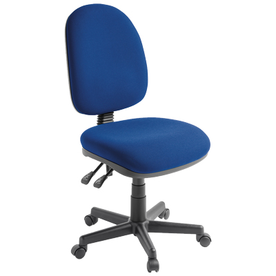 Image for EDEN TAG 3.50 OFFICE CHAIR 3-LEVER RIVIERA from Baigents Office Products Depot