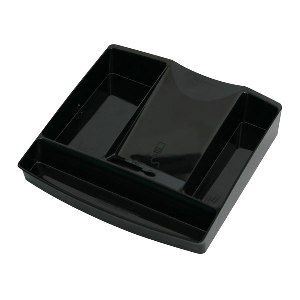 Image for ESSELTE NOUVEAU PENCIL CADDY BLACK from Taupo Office Products Depot